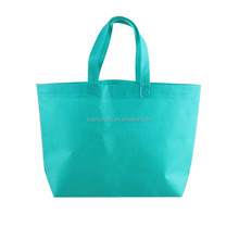 Promotional cheap price non woven laminated shopping bag custom logo printing tote bag
