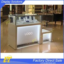 wholesale price jewelry showcase cabinet , jewellery counter display