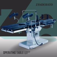 chinese supplier hospital equipment electric radiolucent operating theatre table