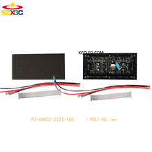 shenzhen high quality 2121smd indoor p3 led display module