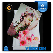 Wholesale double side A4 glossy cast coated photopaper