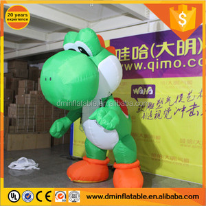 2.5 Meters High Inflatable Green Dragon