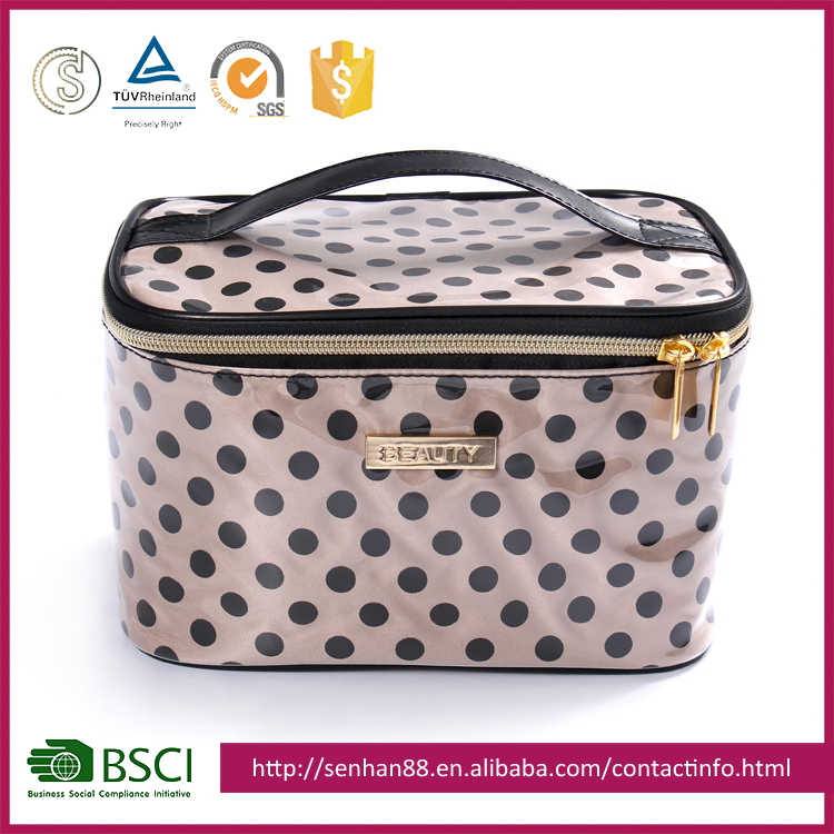 Cheap Crazy Selling most popular cosmetic trolley cases