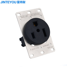 IP67 Waterproof Flush Mounting Cable Socket Outlet