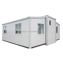 high quality/luxury /earthquake-proof/ hydraulic expanded container house