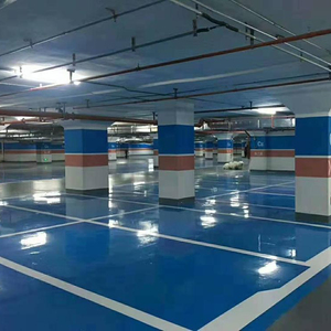 Wear Resistant Pressure resistant 100% Solid Epoxy Resin Flooring Coating