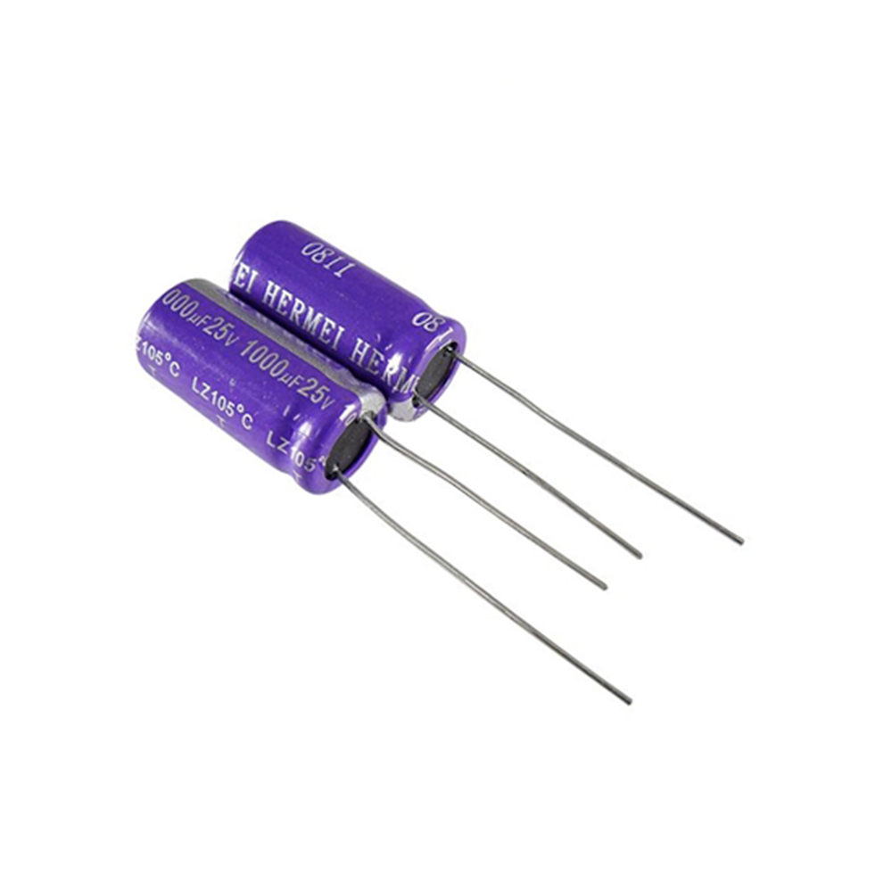IC995 1000uF 25V Resistor Electrolytic Capacitor