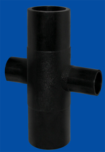 SDR 11 large diameter hdpe pipe and fittings