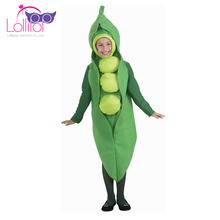 Novelties fruits and veggies collection peas in a pod kids costumes