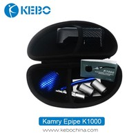 Hot and New 2014 Huge Vapor Stainless and Colorful Epipe K1000 Electronic Cigarette K1000 Vaporazer
