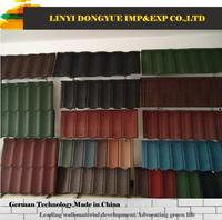 stone chip coated metal tile chinese decorative roof finials natural stone chip coated metal roof tiles
