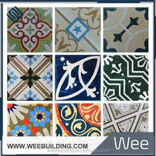 20A Series Artist Porcelain 200x200 Handmade Decorative Tile 30x30 Porcelain Tile 32x32 Tiles