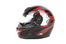 Good quality full face helmet/motorcross helmet with ABS material