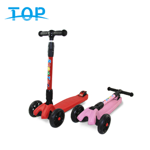 new design foldable kids scooter kick scooter/folding kids kick scooter/children kick scooter
