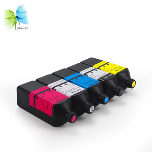 WINNERJET 395nm LED UV curable ink for Epson DX5 printer printhead, UV printing ink for RICOH GEN5 printhead