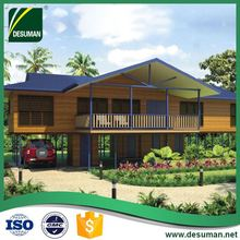 DESUMAN short lead time ISO affordable prefab houses cost per square foot in india