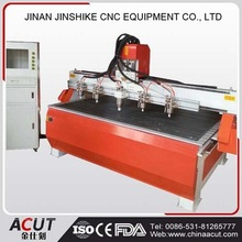 Multi Head Milling And Drilling Cnc Router 1325 Three ACUT CNC