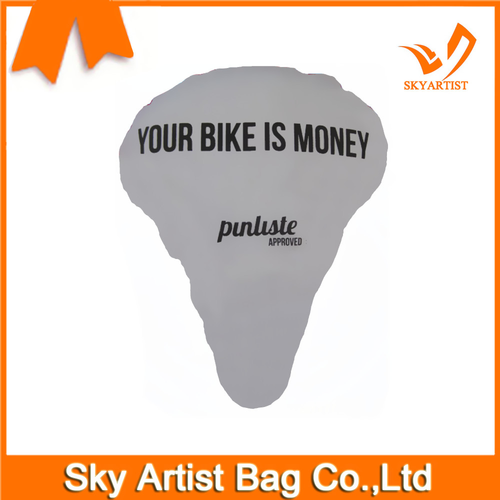 Waterproof Bicycle Seat Cover Made of PVC
