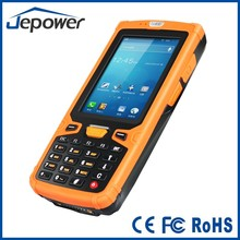 Jepower HT380A Rugged RFID Handheld Terminal 3G WIFI bluetooth Pda Barcode Scanner