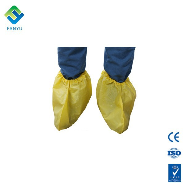 hot sale disposable plastic waterproof outdoor safety shoe covers