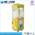 Simple Operation Mini Fairyland Malaysia Claw Toy Game Machine/Small Claw Machine/Claw Arcade Machine