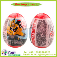 Yori high quality new design shrink label for easter egg wraps