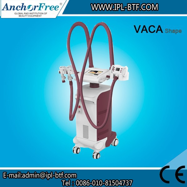Lose Weight Body Shaping Multifunction Slimming Machine (VACA Shape)