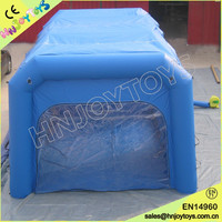 Used car paint booth, Portable car paint booth