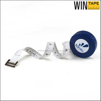 Novelty promotional Wholesale china market tape measure all kinds of fiberglass measuring tape