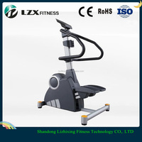 LZX Fitness Hot Sale Fitness equipment High End Stepper Swing Exercise Bike climb machine
