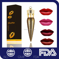 Private Label High Quality Matte color best cheap matte lipstick
