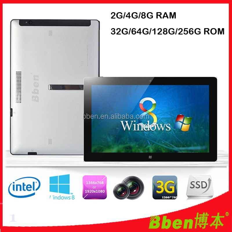 11.6 inch Intel CPU tablet pc microsoft surface pro 3 Dual core 3g tablet phone windows10 tablet 2G DDR3 + 32GB SSD Ultrabook