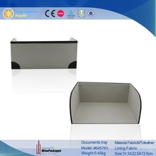 new products document tray, storage tray ,3 tier document tray