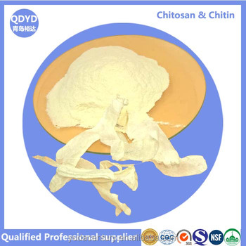 For water treatment chitosan flocculant
