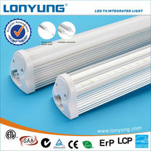 LED t8 Intergrated light 1200mm 3528 smd 18w t8 led fluorescent tube