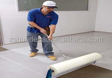 Carpet protector PE protective film