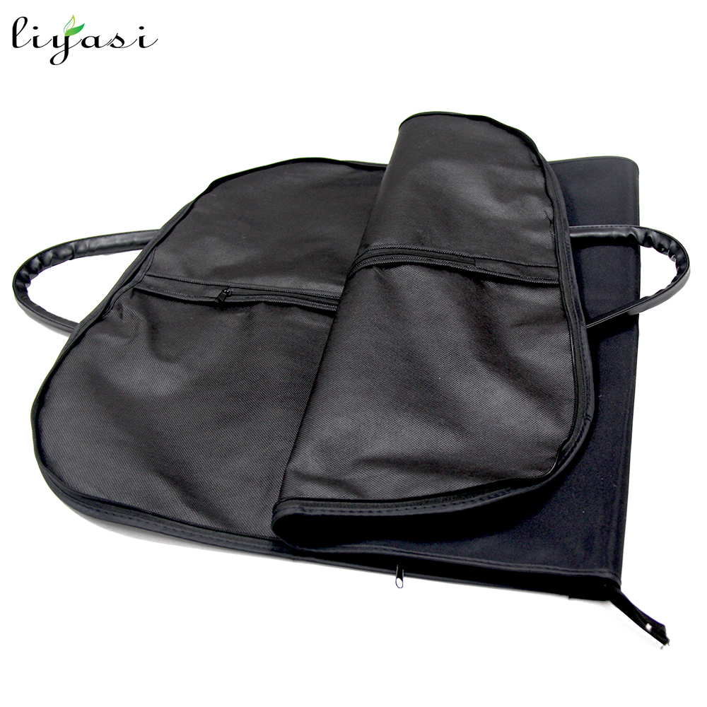 Foldable Non Woven Suit Cover Bag Custom LOGO Garment Bag