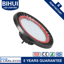 IP65 AC85-265V CRI80 250w 400w led high bay light ufo for promotion