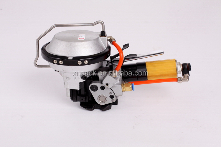steel strapping tool pneumatic steel strapping tool kz 19(xjt)01