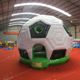 Jumper Soccer Bouncers , Indoor Inflatable Bouncers For Kids , small inflatable indoor bouncer