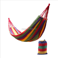 Wholesale Durable Canvas Traveling Portable Camping Hammock For Sale With Competitive Price