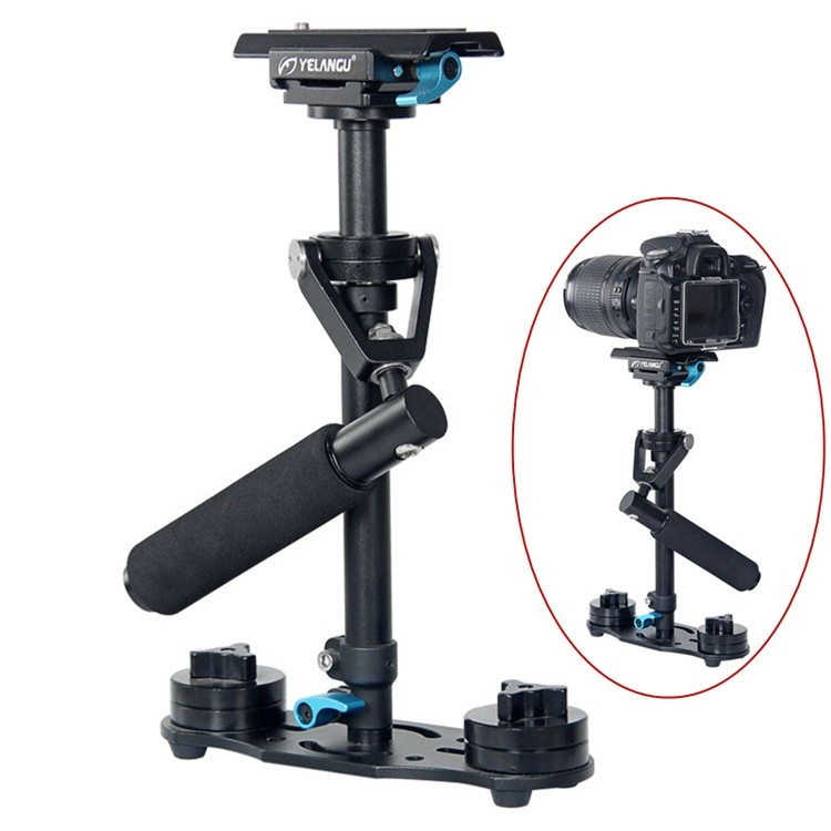 Affordable Black Carbon Fiber Handhold Stabilizer Steadycam for DSLR Camera S40L 20.jpg