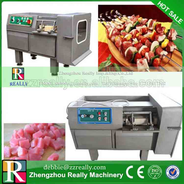 Restaurant Electric Meat Cubing Machine/Meat Cube Cutter/National Meat Machine
