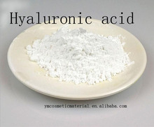 Hyaluronic acid raw material for toner