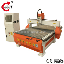 Cheap 1325 woodworking cnc machine square orbit/Ncstudio control/dust collector