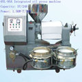 6YL-95A Automatic Mustard And Olive Oil Machine