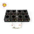 8 channels wireless remote controlled special fountains fireworks firing system(DZ01r-8)