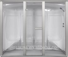 Luxury Acrylic Wet Sauna Steam Room For 1-20 person