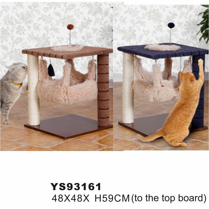 High-end Pet Products and Cats Application Diy Cat Tree