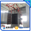 Q376 series single hook type shot blasting cleaning machine/efficient shot blasting cleaning machine/No form of pit